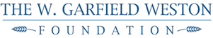 The W. Garfield Weston Foundation Logo